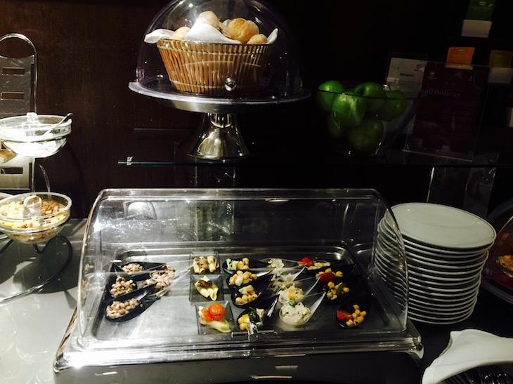 Sheraton Porto, Club Lounge © Viaje Comigo
