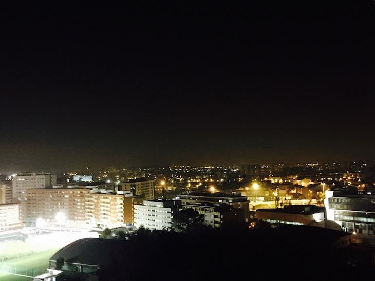 Vista do Club Lounge no Sheraton Porto © Viaje Comigo