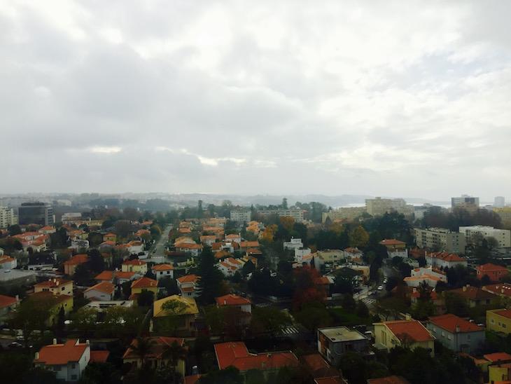 Vista do quarto do Porto Palácio © Viaje Comigo