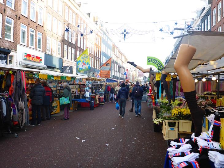 Albert Cuyp Markt © Viaje Comigo