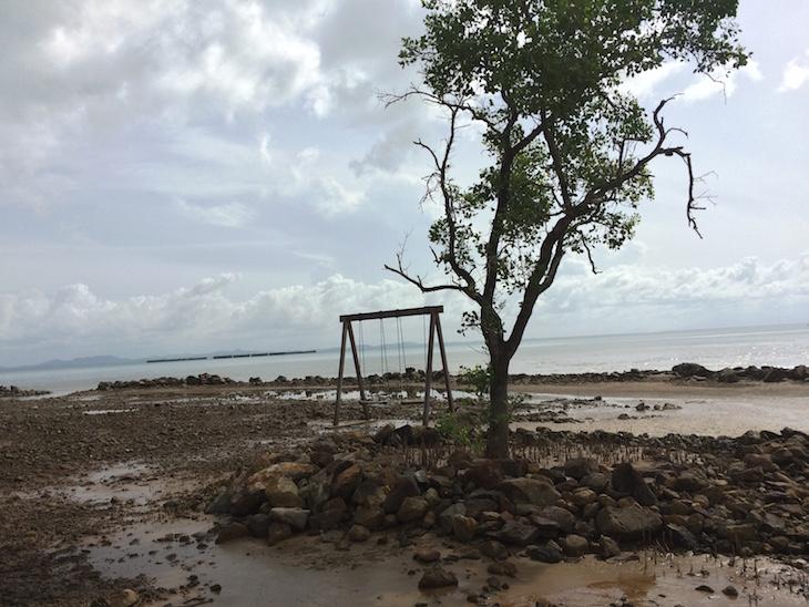 Baloiço no Na Tara Resort © Viaje Comigo