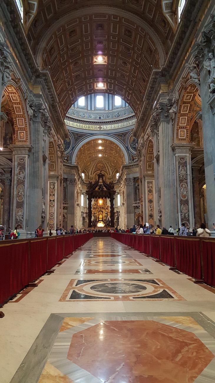 Basílica de São Pedro, Roma © Viaje Comigo
