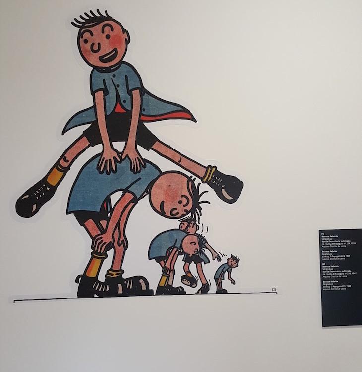 O Boneco Rebelde - Museu de Leiria © Viaje Comigo