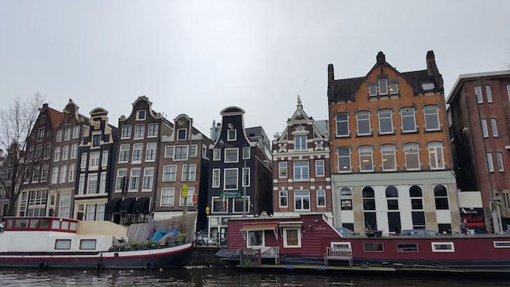 Canal Tour do Eating Amsterdam em Amesterdão © Viaje Comigo