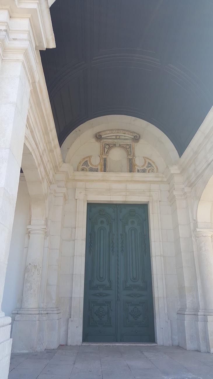 Capela do Santuário de Nossa Senhora da Encarnação, Leiria © Viaje Comigo