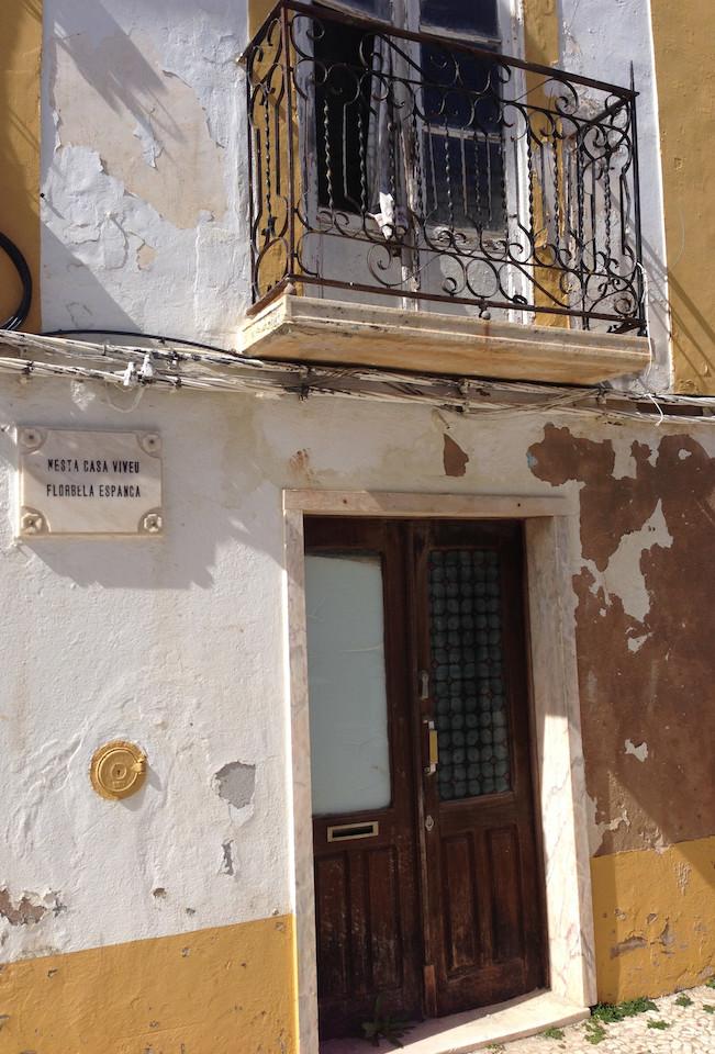 Casa de Florbela Espanca, Vila Viçosa © Viaje Comigo