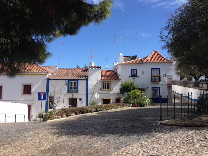 Casas de Vila Viçosa © Viaje Comigo
