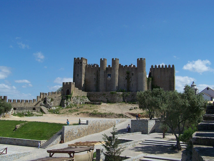 Castelo de Óbidos © Viaje Comigo