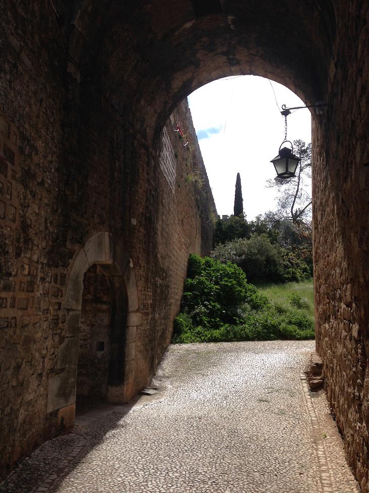 Junto do castelo de Vila Viçosa © Viaje Comigo