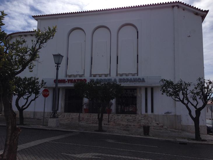 Cine-Teatro de Vila Viçosa © Viaje Comigo