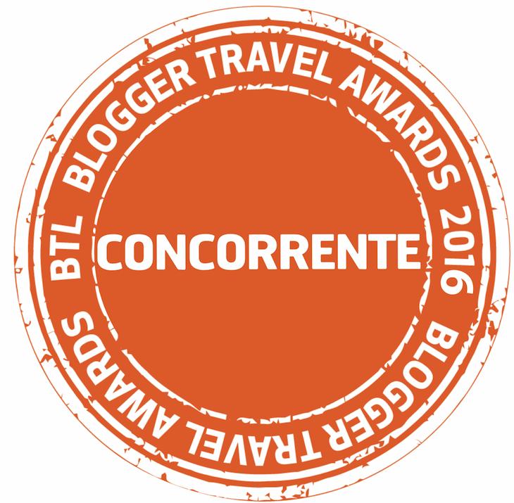 Viaje Comigo Concorrente BTL Travel Blogger Awards 2016