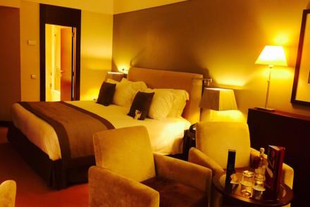 Junior Suite, Crowne Plaza Porto © Viaje Comigo