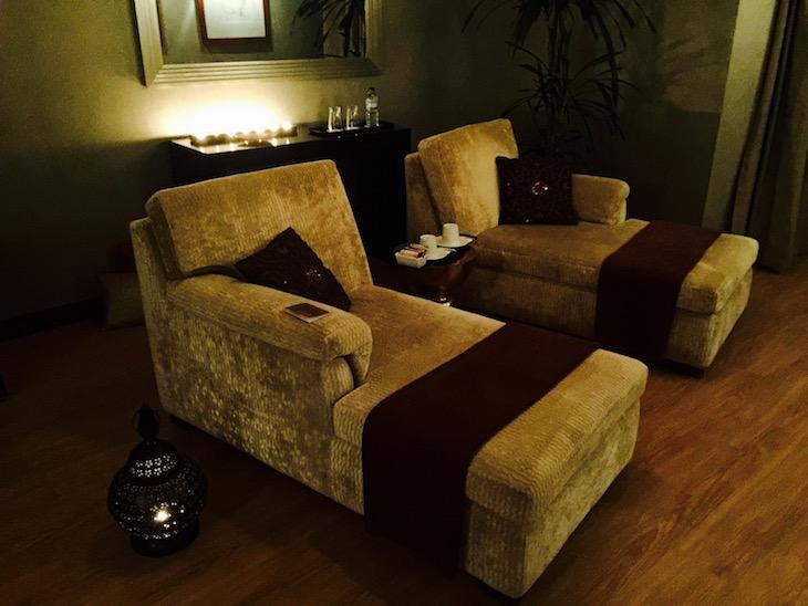 The 1423 Wellness Lounge, Crowne Plaza Porto © Viaje Comigo