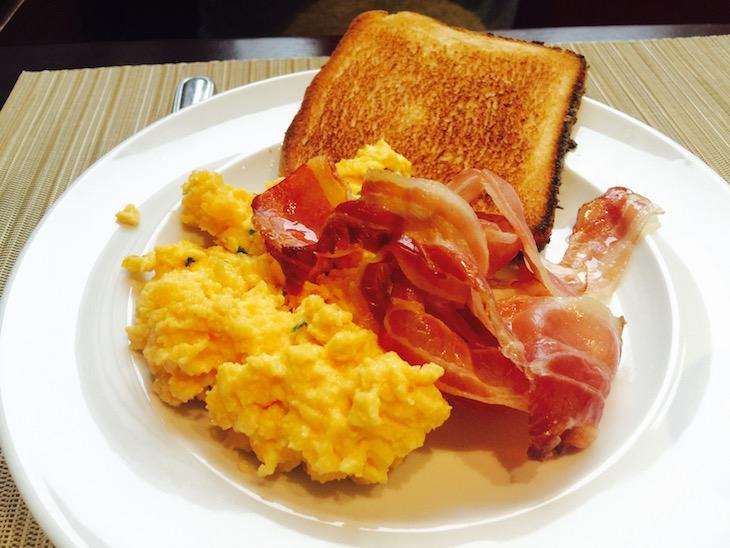 Pequeno-almoço no Crowne Plaza Porto © Viaje Comigo