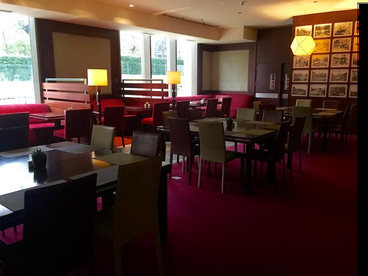 Restaurante Poivron Rouge, no Crowne Plaza Porto © Viaje Comigo