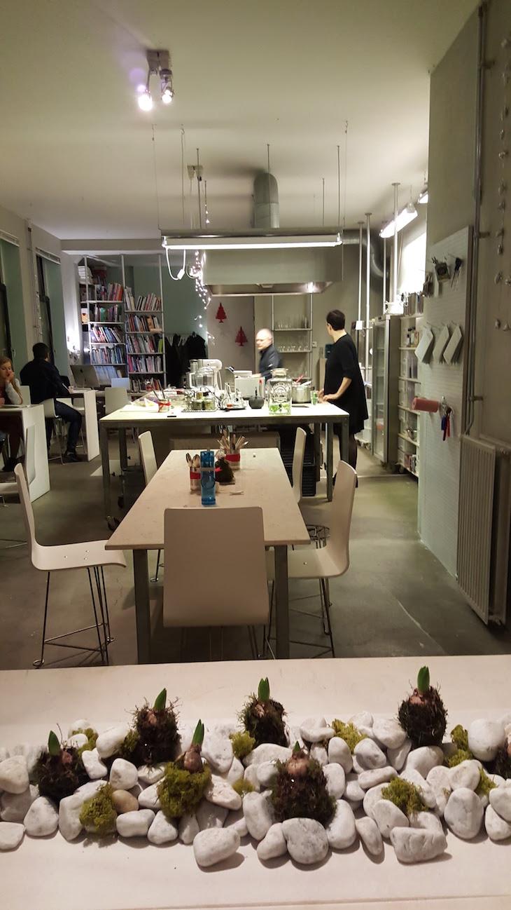 De Culinaire Werkplaats Amesterdão © Viaje Comigo