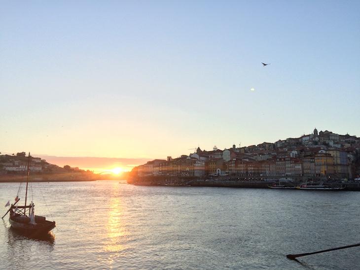 Rio Douro, vista Cais de Gaia © Rafaela Santiago