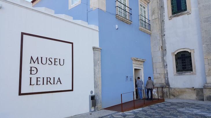 Entrada do Museu de Leiria © Viaje Comigo