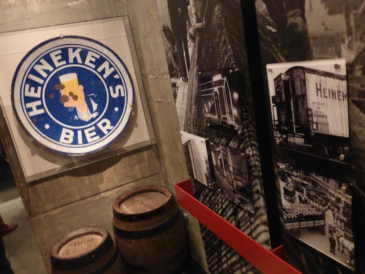 Heineken Experience em Amesterdão © Viaje Comigo