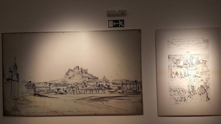 Imagens no Museu de Leiria © Viaje Comigo