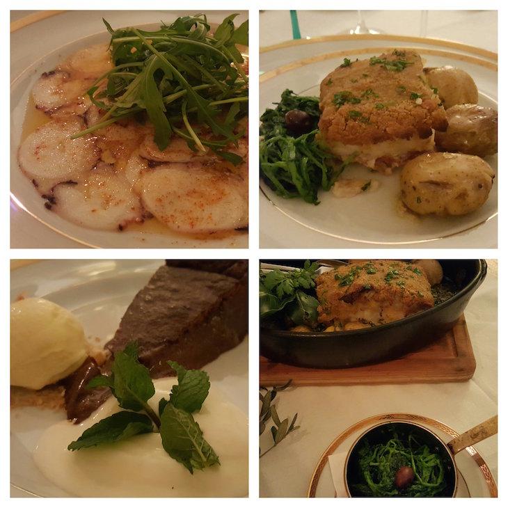 Jantar no Carmo's Boutique Hotel © Viaje Comigo