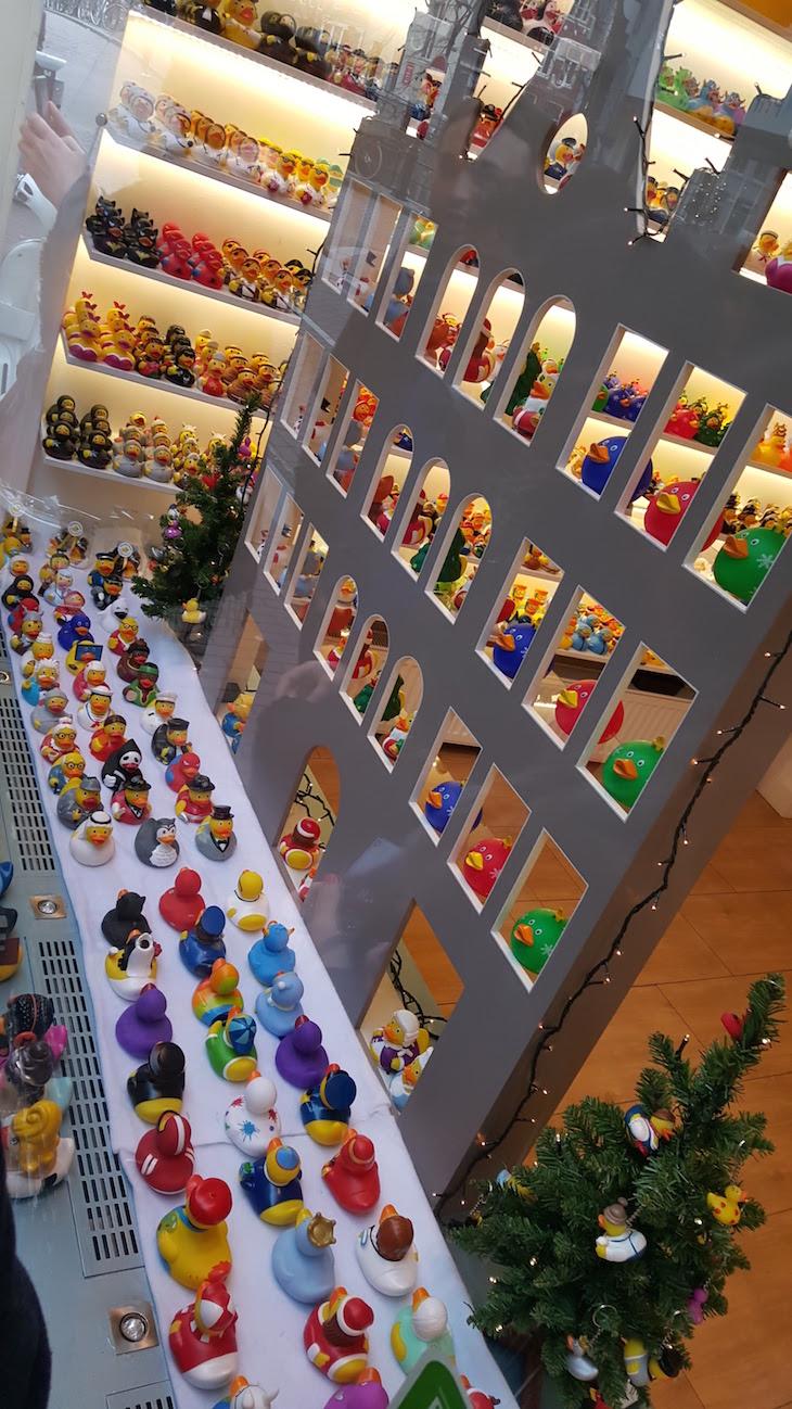 Loja Museu dos Patos, Amesterdão © Viaje Comigo