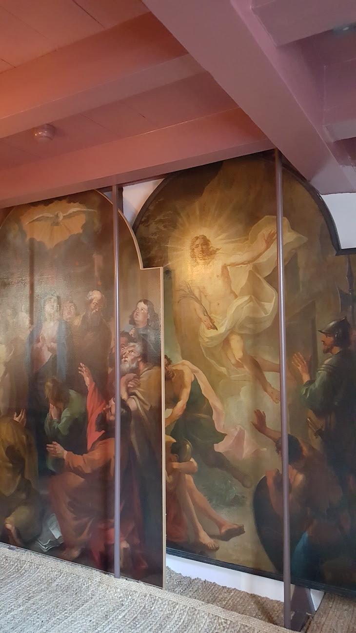 Igreja do Nosso Senhor do Sótão - Ons' Lieve Heer op Solder em Amesterdão © Viaje Comigo