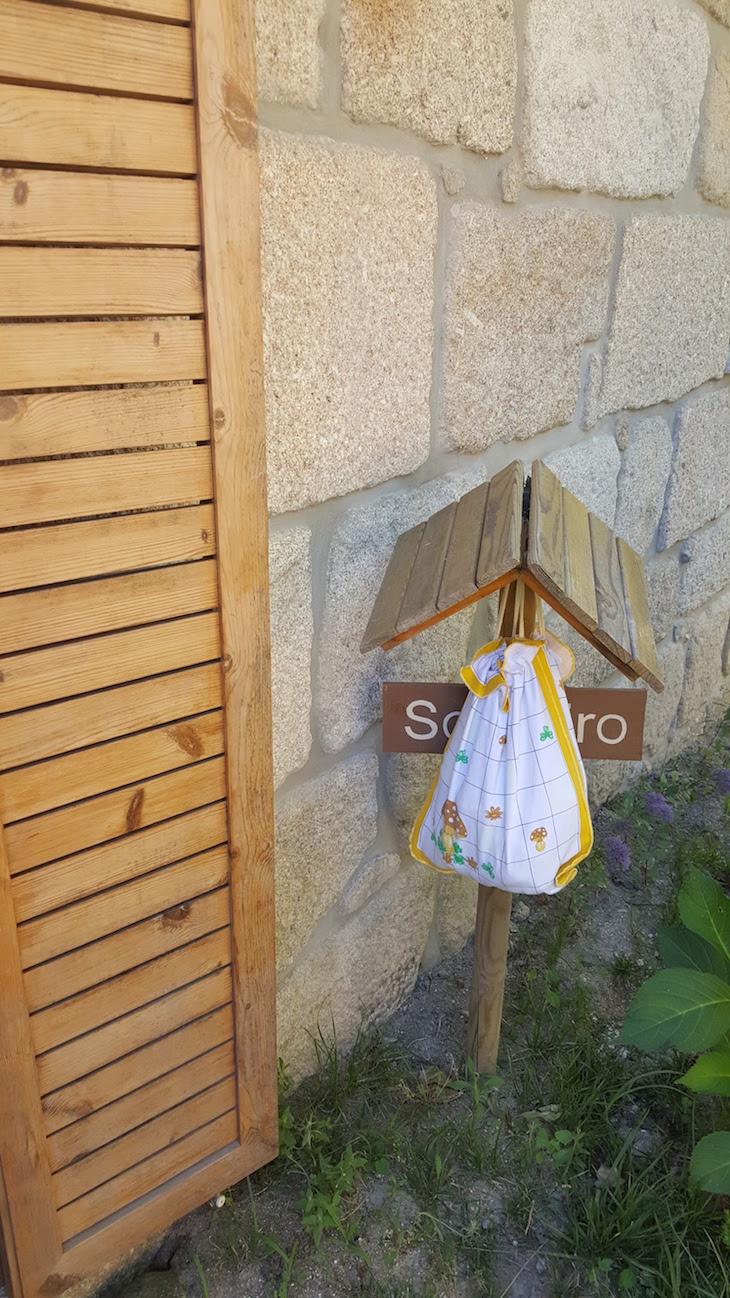 Pão à porta na Casa do Sobreiro, Quinta da Bouça © Viaje Comigo