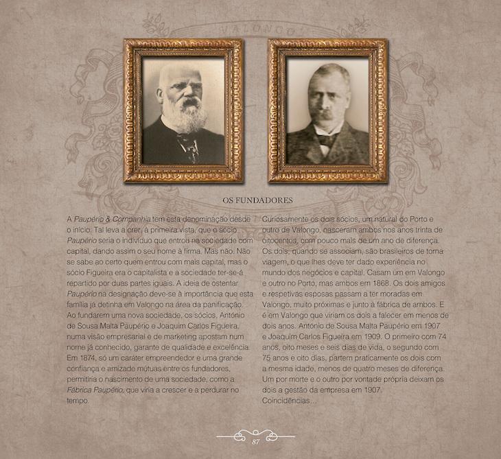 Livro da Fábrica de Biscoitos Paupério © Ricardo Meireles