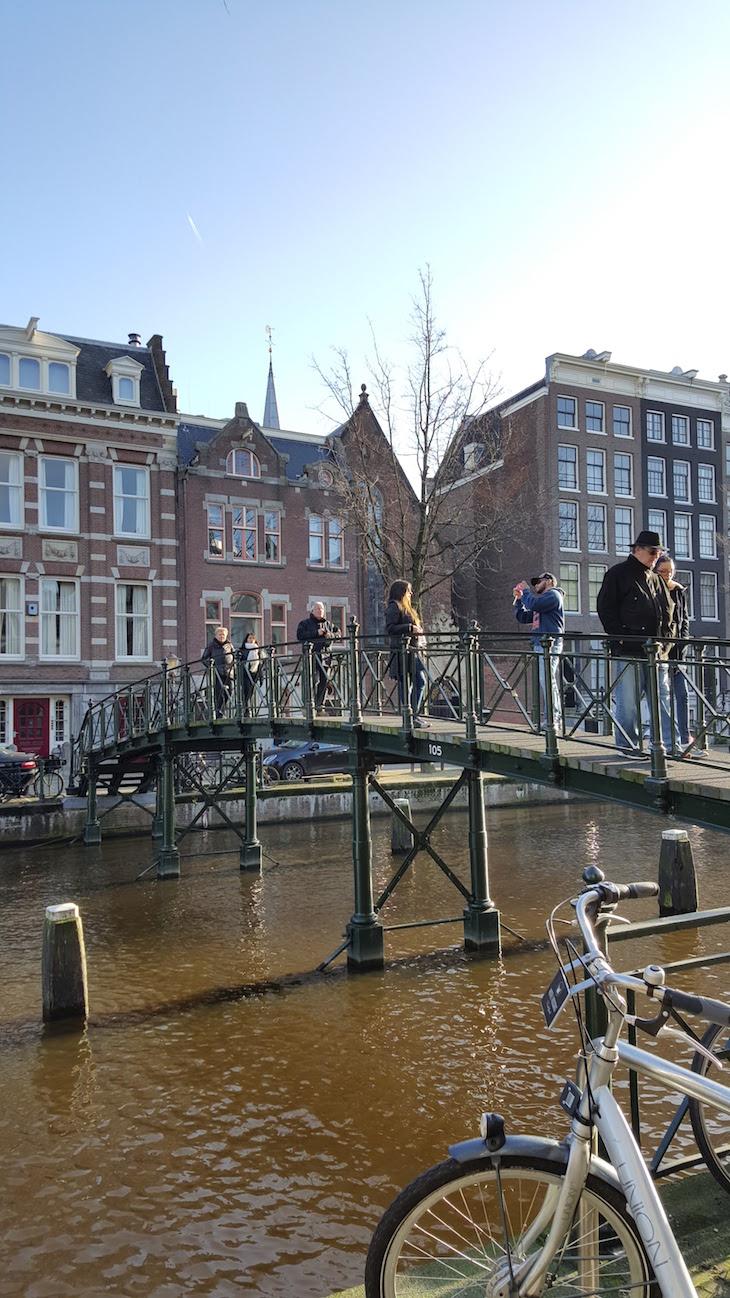 As Pontes de Amesterdão © Viaje Comigo