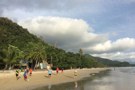 Praia em Ko Chang Tailândia © Viaje Comigo