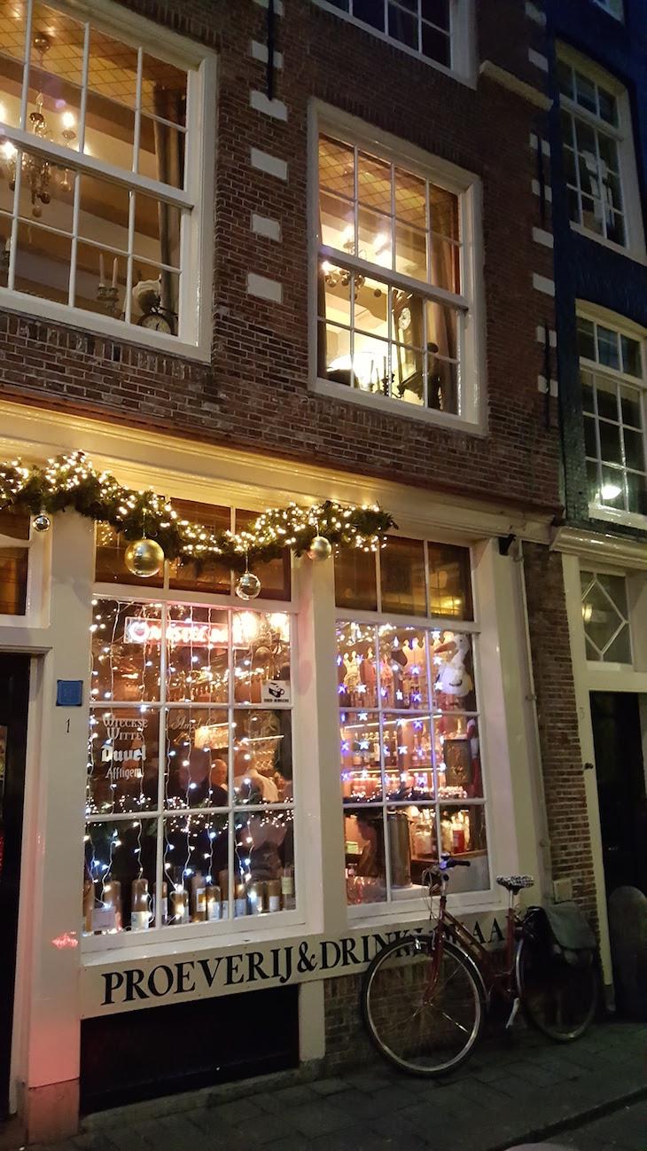 Pubs e cafés em Amesterdão © Viaje Comigo