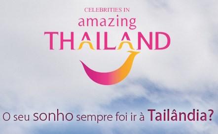 Quiz Celebrities in Amazing Thailand