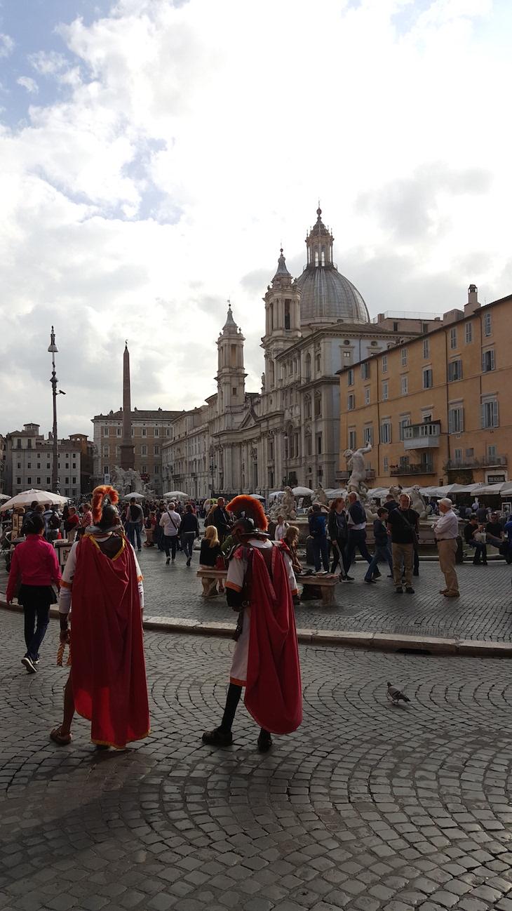 Romanos em Roma © Viaje Comigo