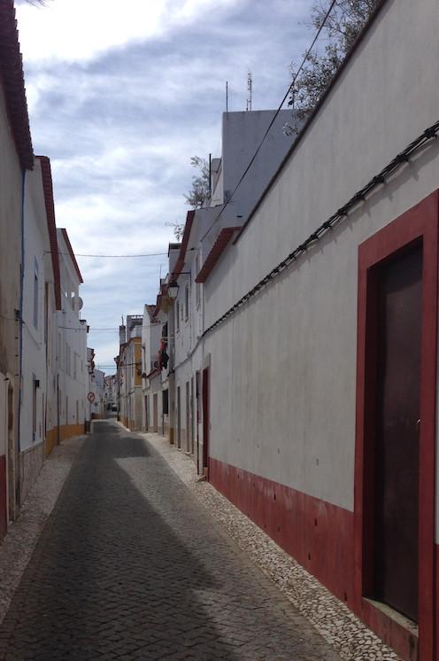 Ruas de Vila Viçosa © Viaje Comigo