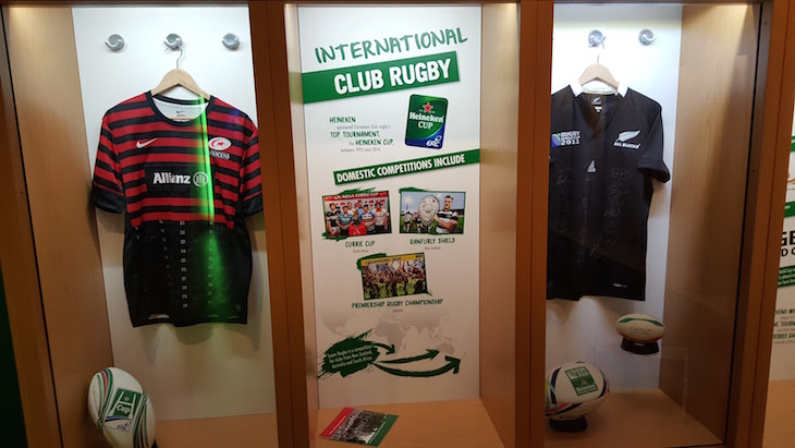 Rugby na Heineken Experience em Amesterdão © Viaje Comigo