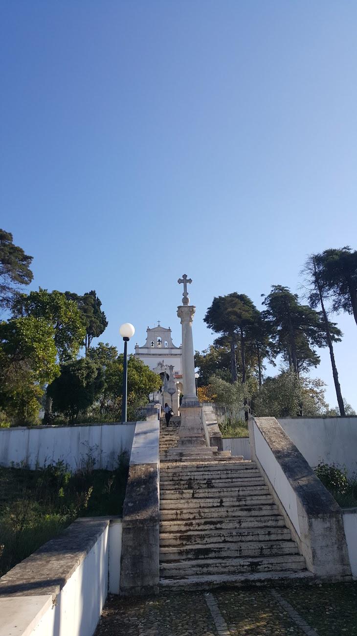 Santuário de Nossa Senhora da Encarnação - Leiria © Viaje Comigo