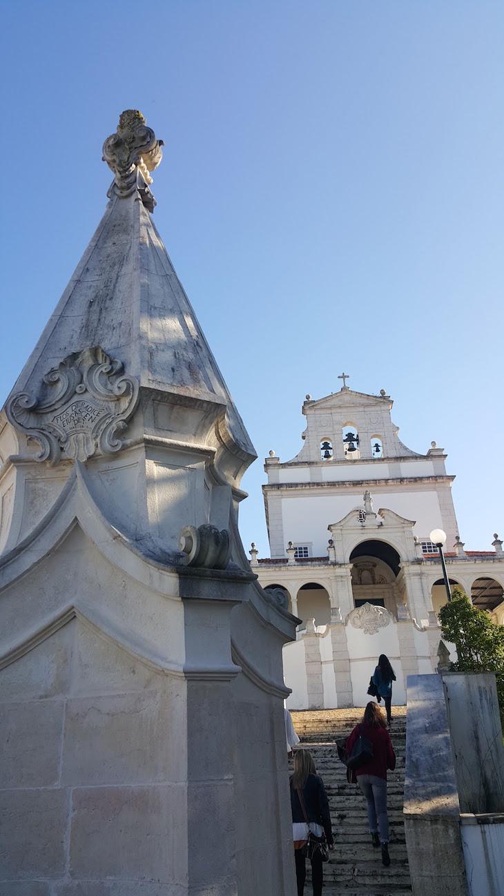 Santuário de Nossa Senhora da Encarnação, Leiria © Viaje Comigo