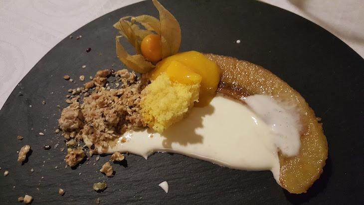 Sobremesa no Feeling Grape - Oporto Wine & Food Atelier © Viaje Comigo
