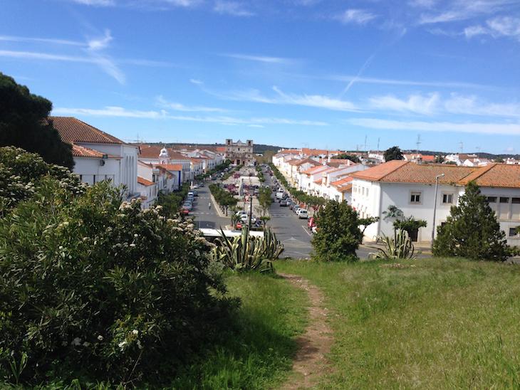 Vista de Vila Viçosa, Portugal © Viaje Comigo