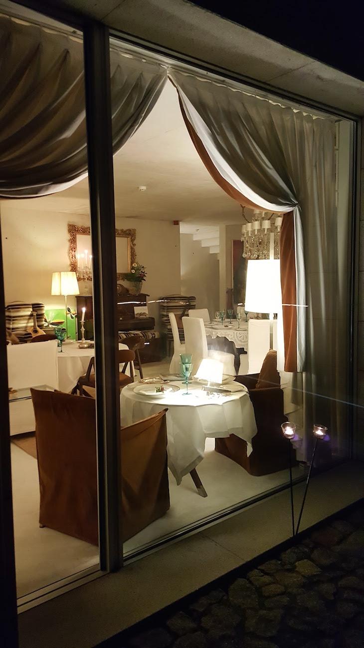 Vista para a sala Carmo's Boutique Hotel © Viaje Comigo