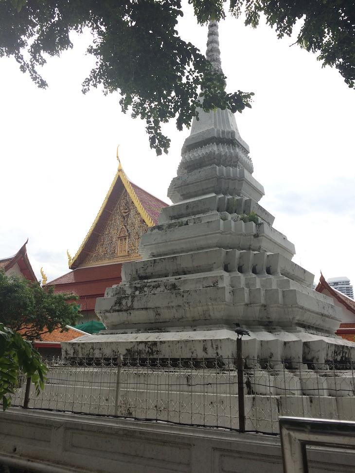 Wat Chana Songkhram, Banguecoque, Tailândia © Viaje Comigo