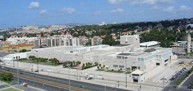 Centro Cultural de Belém - Direitos Reservados CCB