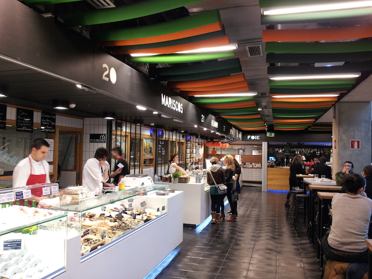 Mercado San Anton © Esto es Madrid, Madrid!