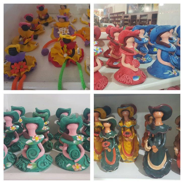 Bonecas dominicanas - República Dominicana © Viaje Comigo