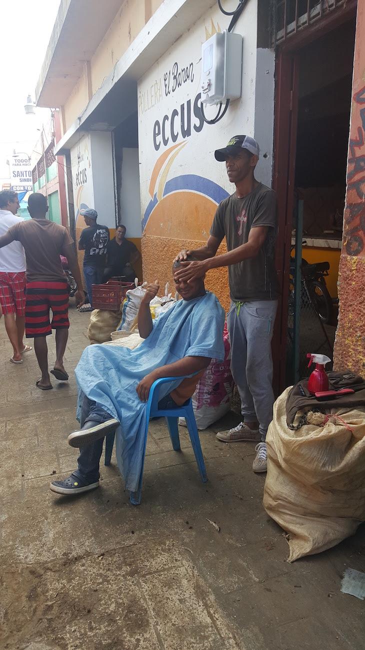 Cabeleireiro em Higuey - República Dominicana © Viaje Comigo