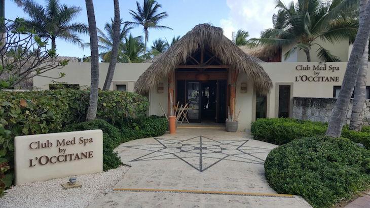 Spa by L'Occitane, no Club Med Punta Cana © Viaje Comigo
