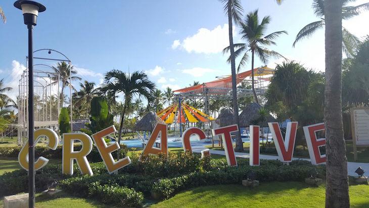 Creactive, Club Med Punta Cana © Viaje Comigo