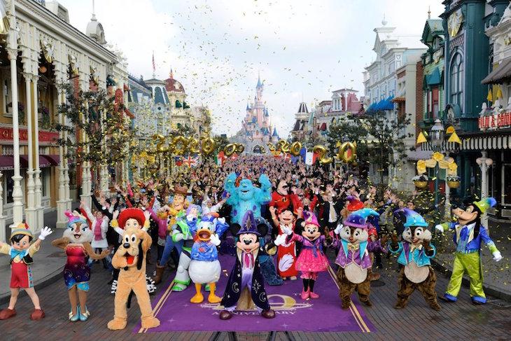 Direitos Reservados Disneyland Paris©
