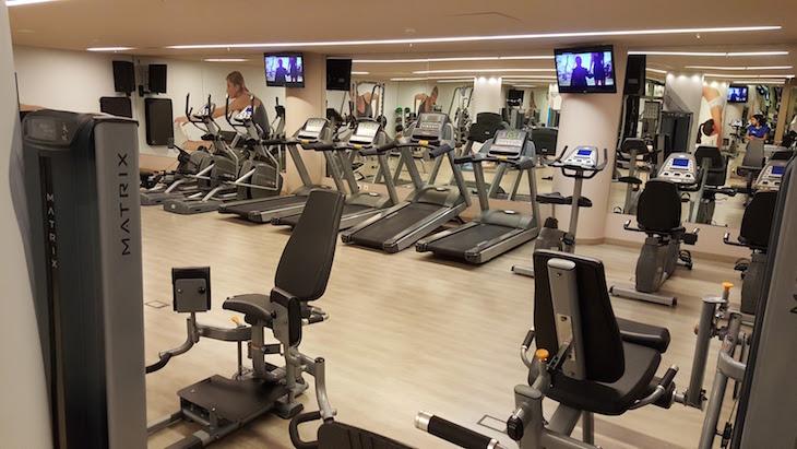 El Spa - Health Club & Spa do Tryp Lisboa Aeroporto Hotel © Viaje Comigo